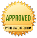 Approved by the state of Florida